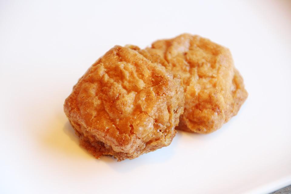 カルメラクッキー