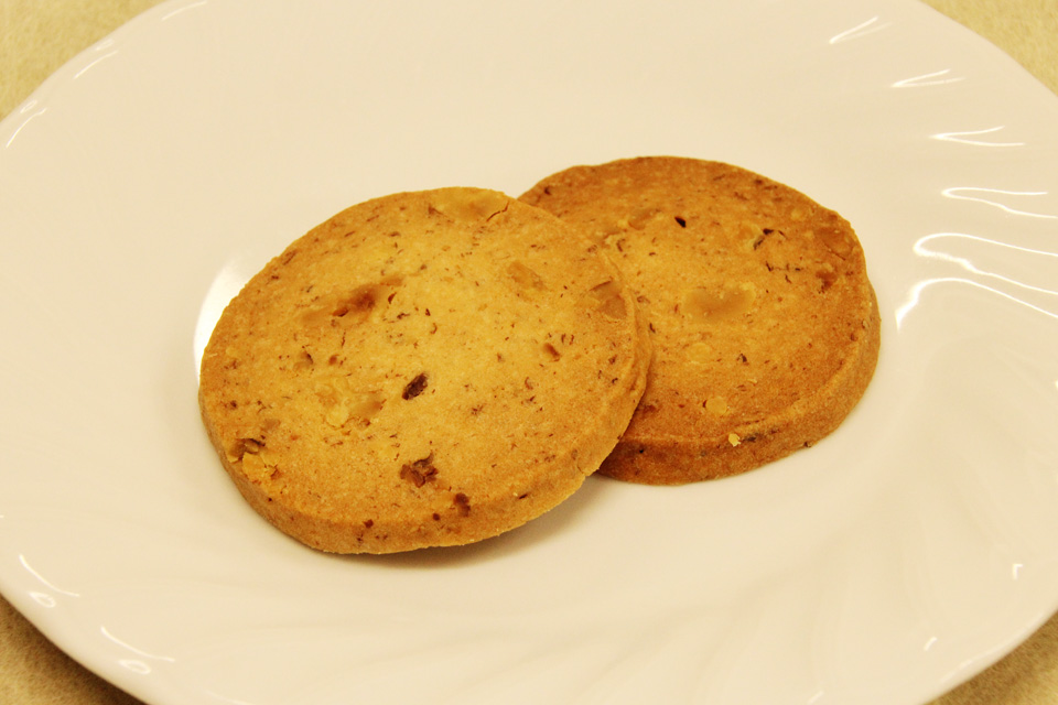 クルミクッキー