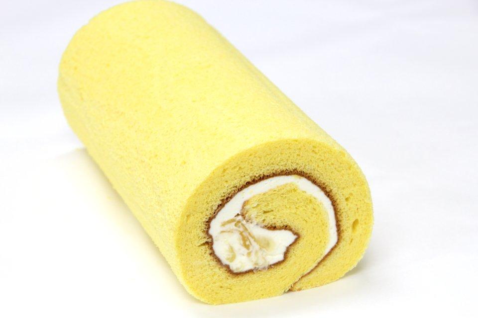 【4月】ハニーレモンとホワイトチョコクリームのロール(18cm)