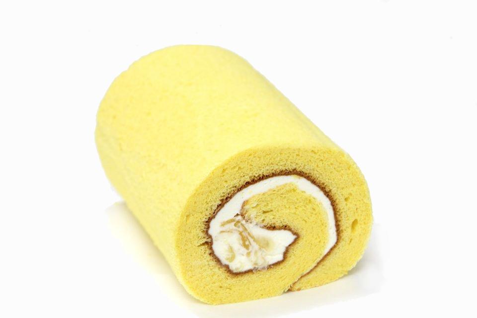【4月】ハニーレモンとホワイトチョコクリームのロール