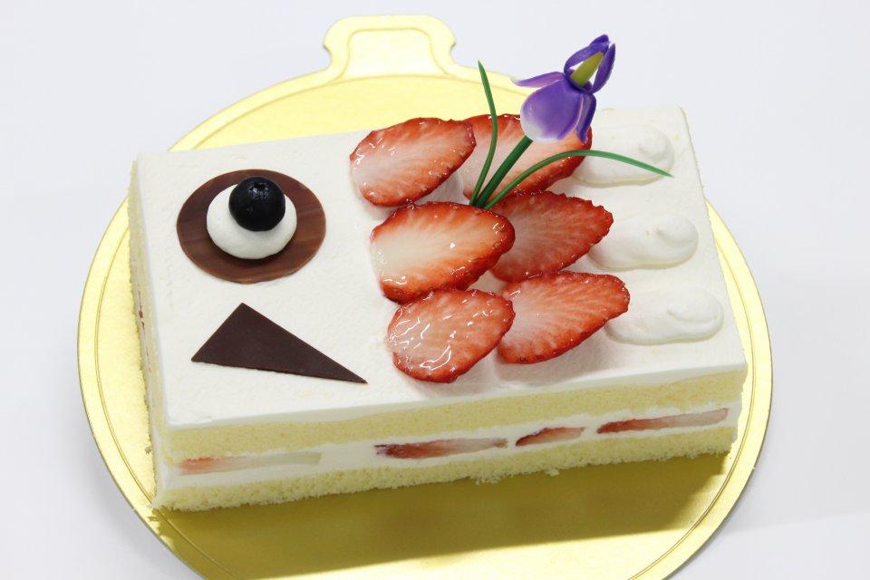 【子供の日限定】こいのぼりケーキ